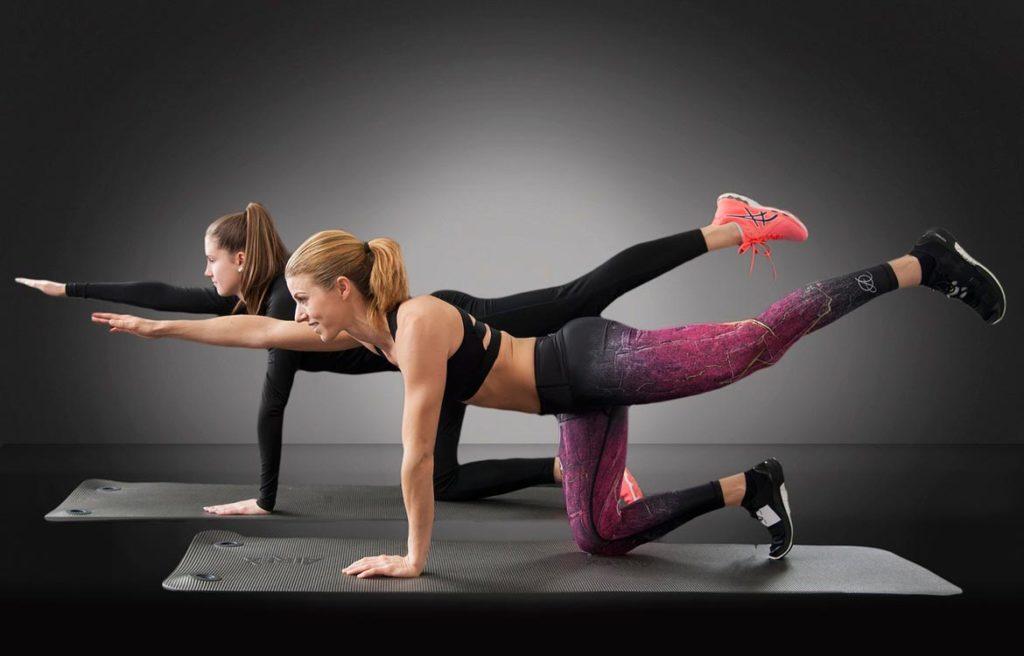 Practicar método Pilates