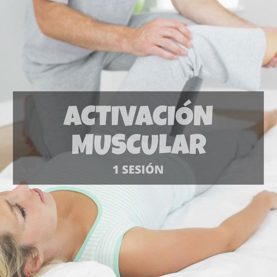 1 Sesión de activación muscular