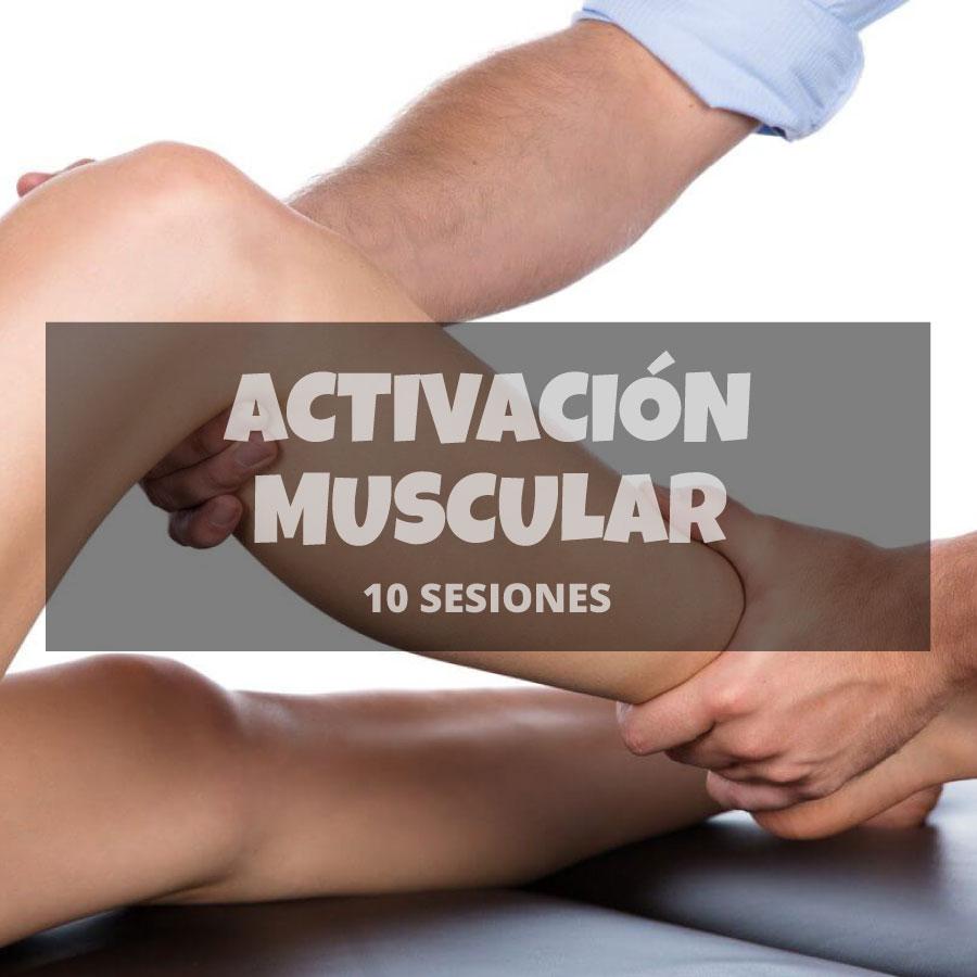 10 Sesiones de activación muscular