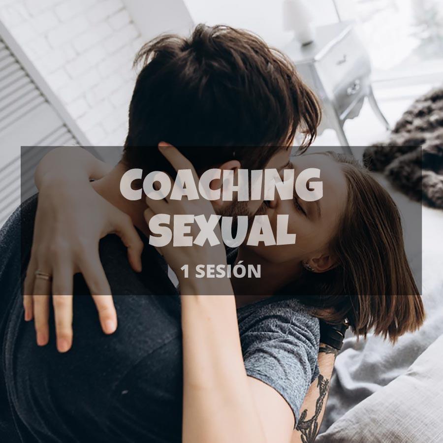 Sesión de coaching sexual o en pareja
