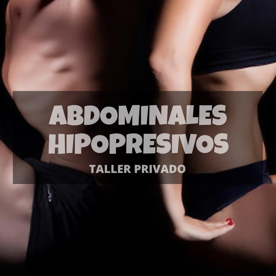 Taller Gimnasia Abdominal Hipopresiva