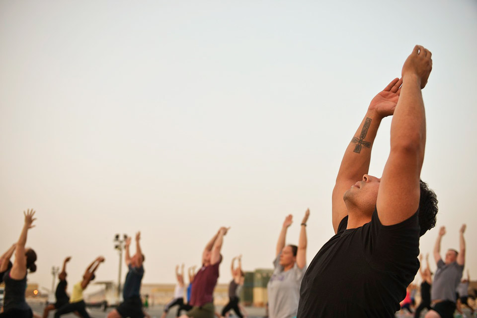 Ashtanga yoga classes in Body-Mind retreat