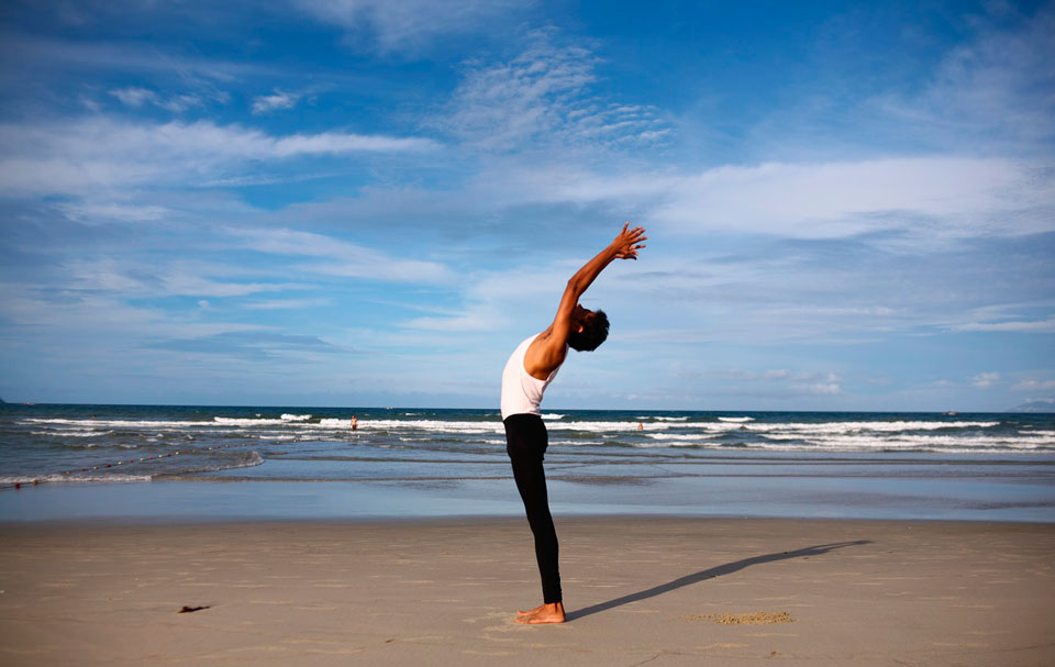 Re-energize yourself with Yoga practice
