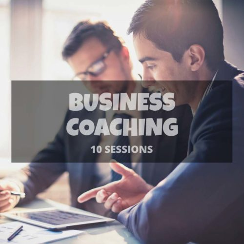 10 Business Coaching sessions