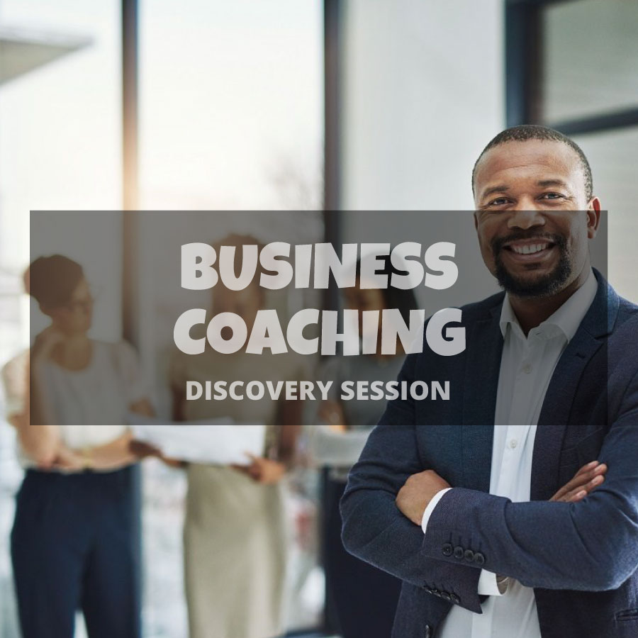 Discovery Business Coaching session