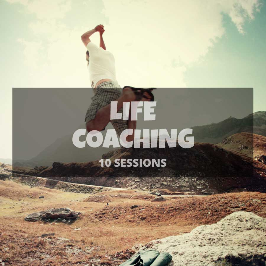 10 Life Coaching sessions