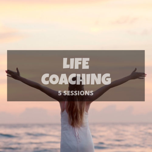 5 Life Coaching sessions
