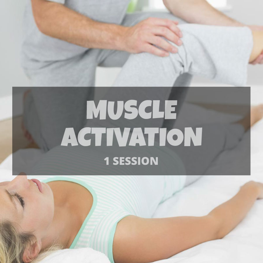1 Muscle Activation session