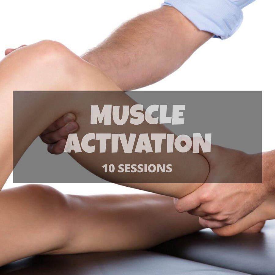 10 Muscle Activation sessions
