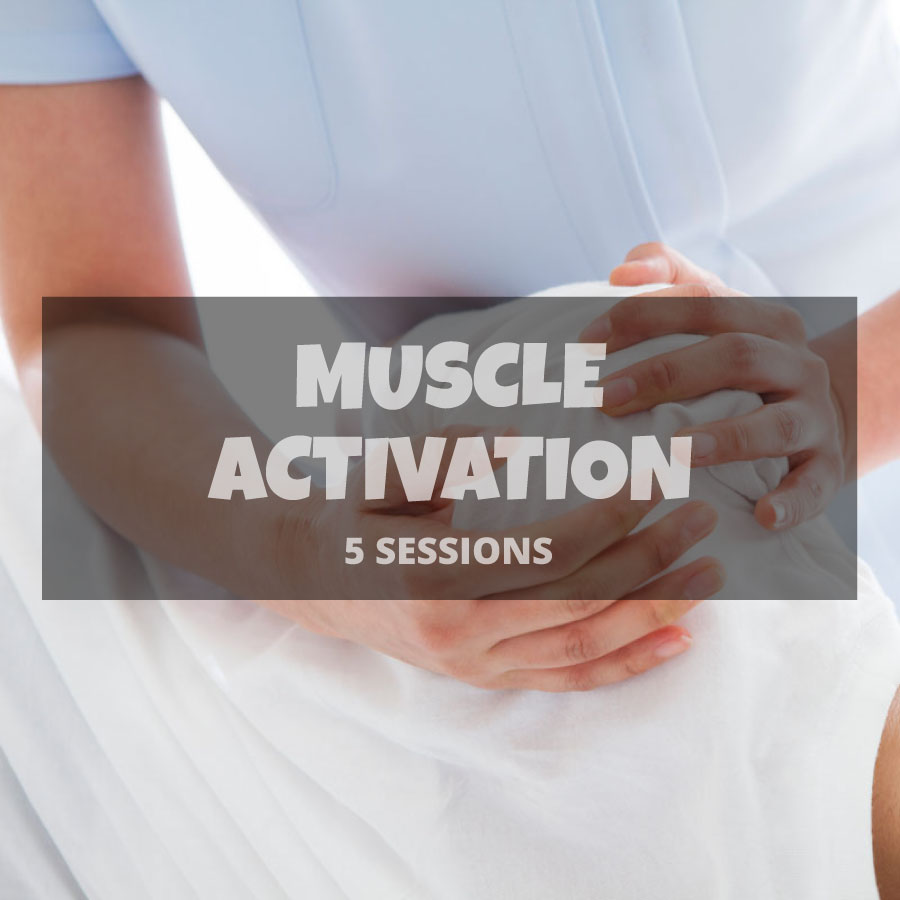 5 Muscle Activation sessions