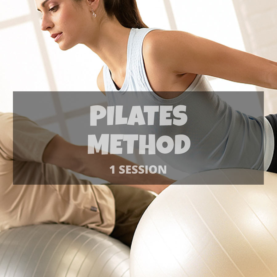 1 Pilates method session