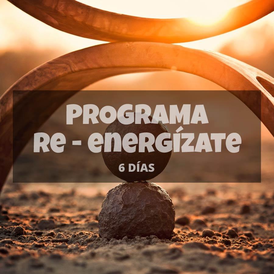 PROGRAMA RE-ENERGÍZATE