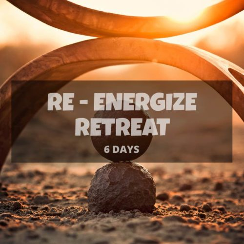 Re-Energize yourself in this retreat of 6 days 5 nights