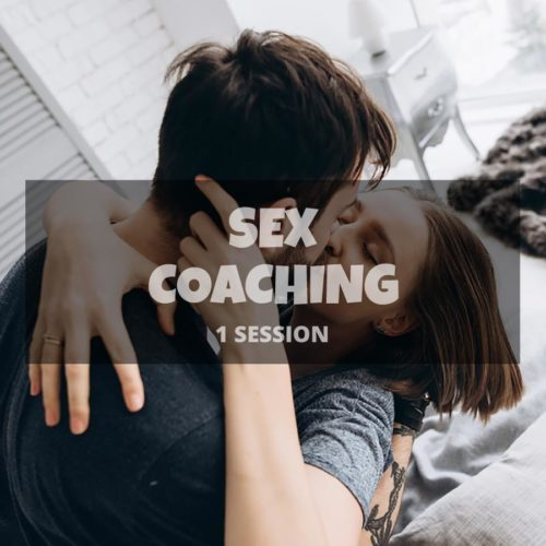 Couple coaching session