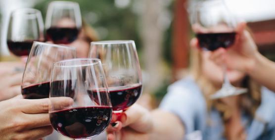 Cata de vinos interactiva: el poder del resveratrol